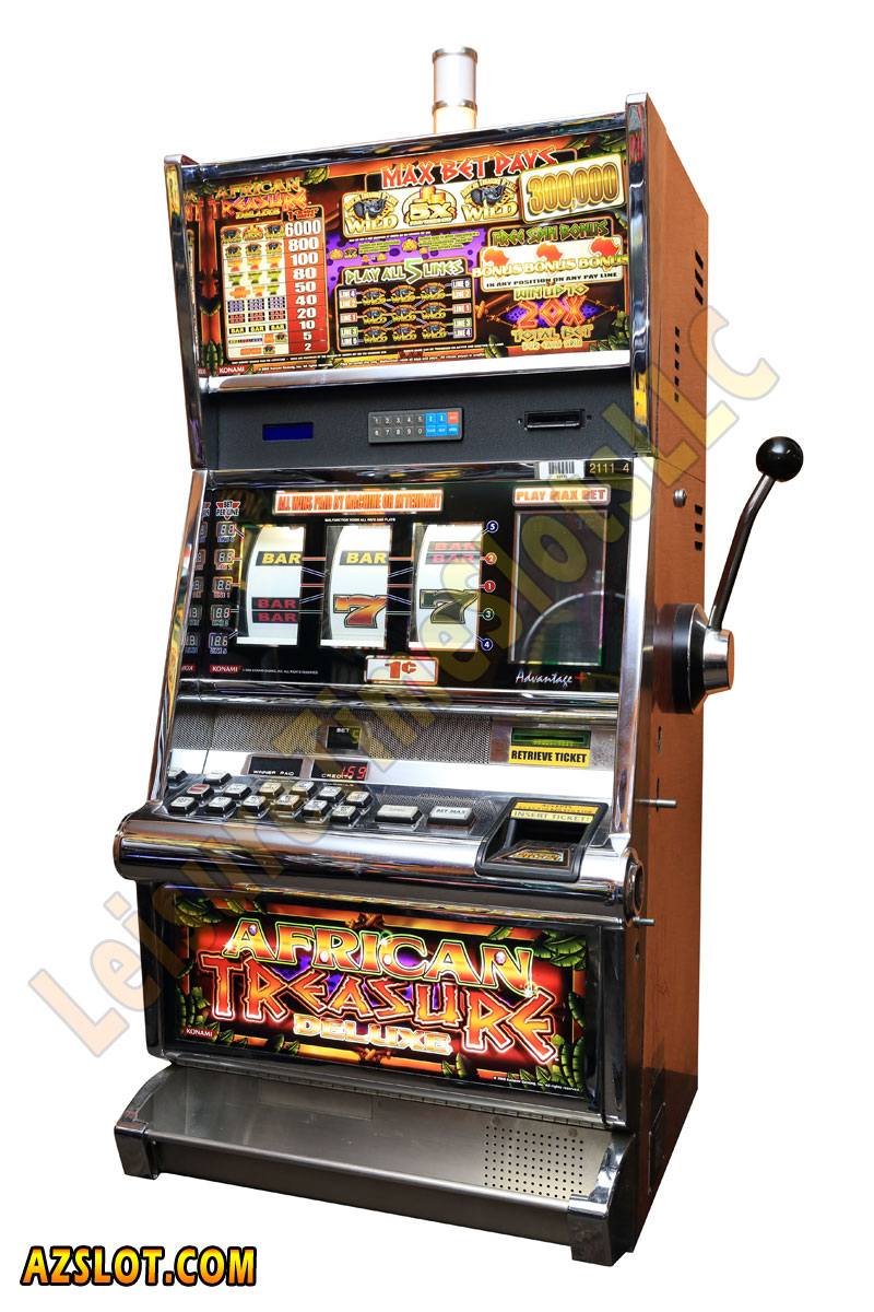 African Treasure Slot Machine