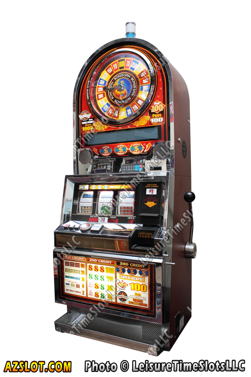 Bally Slot Machines